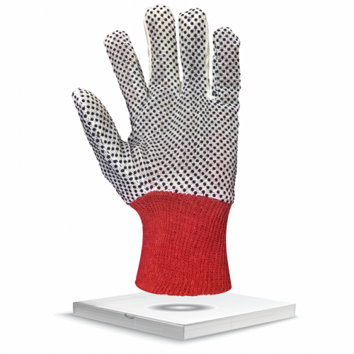 Dot Cotton Drill Glove NH15