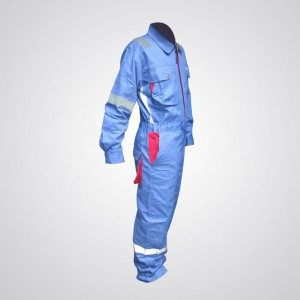 Doha Coverall Blue