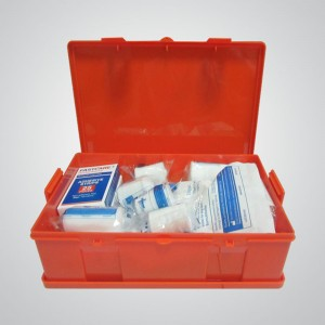First Aid Box (For 12 People)