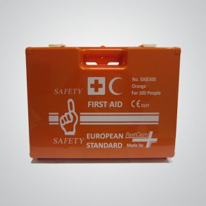 First Aid Box For 100 People GKB 300