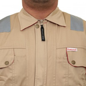 Doha Coverall Beige