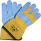 Golden Yellow Double Palm Glove