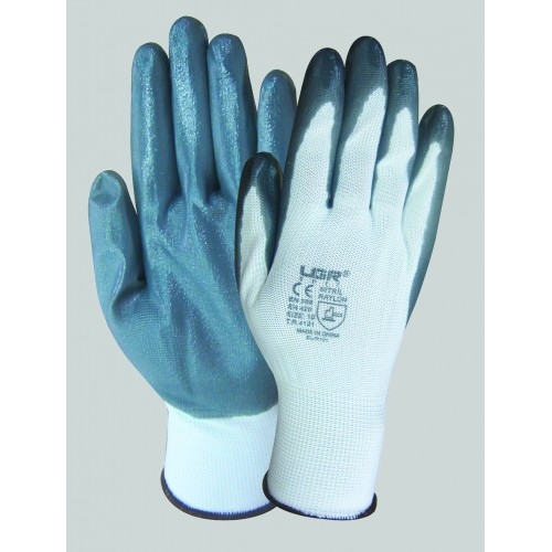 Nitrile Coated Glove NH010