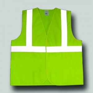 Vest with Reflective Tape KF003
