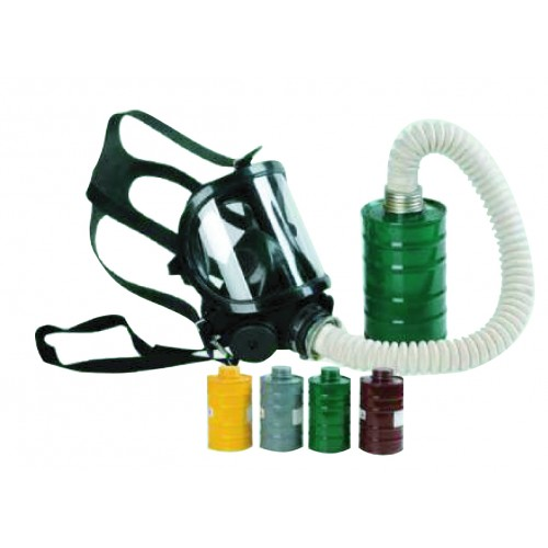 Full Gas Mask (Canister) GM-07AA-1