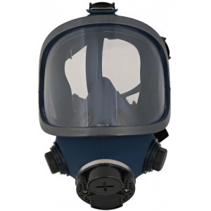 Gas Mask (Double Cartridges) GM-0503E