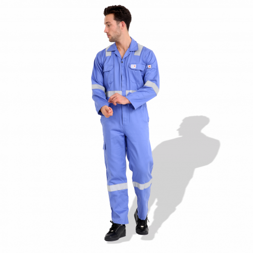 Coverall Flame Retardant F1023
