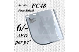 Blue Eagle Face Shield - Unbeatable Price - Limited Time Offer